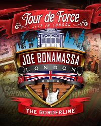 Cover Joe Bonamassa - Tour de force - Live In London - The Borderline [DVD]